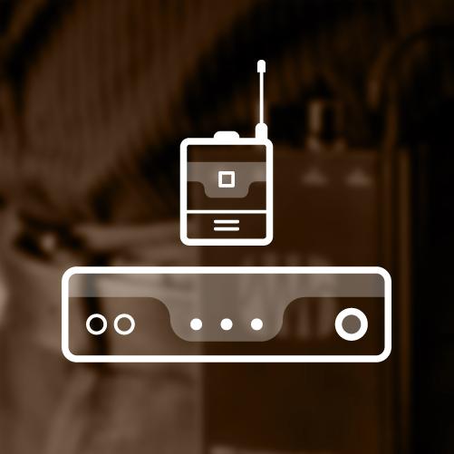 Recording/PA Equipment